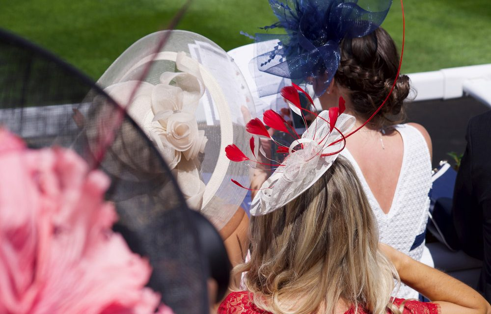 LADIES DAYS at Racecourses – April–June 2019
