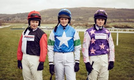 Shining a Light on Racing's Stars for International Women's Day 2019