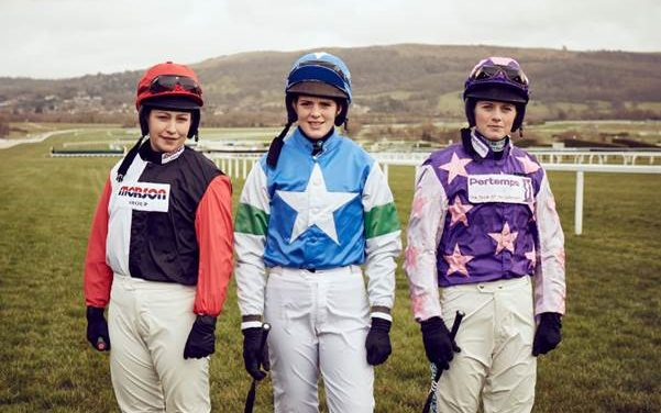 Shining a Light on Racing's Stars for International Women's Day 2019