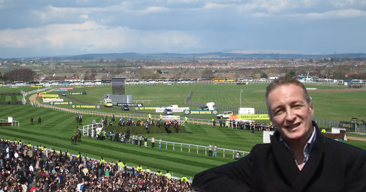 VIDEO: Grand National Course Walk with Richard Dunwoody