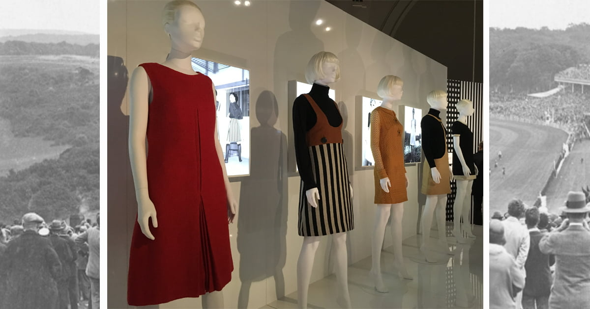 Mary Quant at the V&A – and how her designs might have been worn at the races
