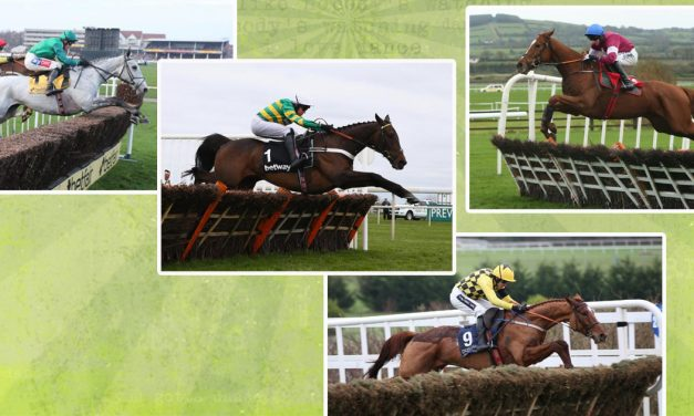 Grand National 2019: Stars aplenty on Grand National Thursday