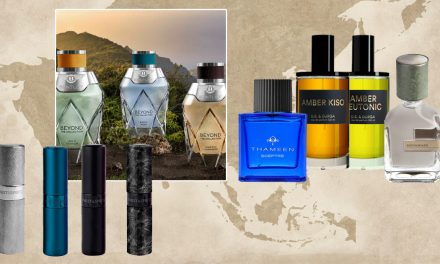 Olfactory Journey with Men's Fragrances