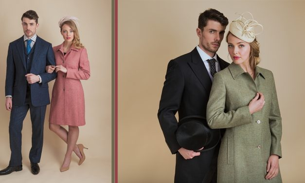 Terrific Tweed – from a Fashion Brand with Pedigree