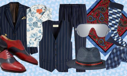 Unique Man-Chic for Newmarket's July Festival