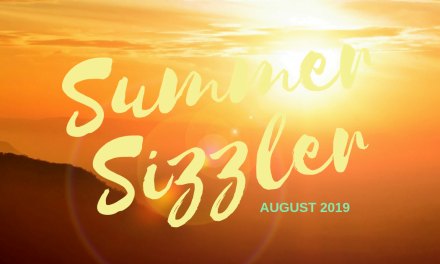 Summer Sizzler Competition 2019 – AUGUST
