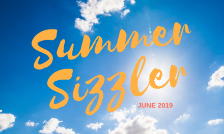 SUMMER SIZZLER COMPETITION 2019 – JUNE