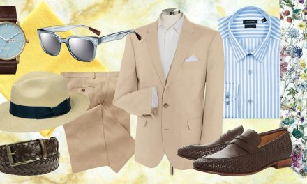 Suave and Stylish for Glorious Goodwood
