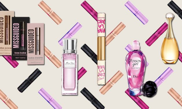 Beat the Battle of the Bulging Bag with Mini Sized Perfumes