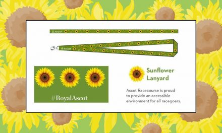 Royal Ascot 2019: Sunflower lanyards to assist visitors with hidden disabilities