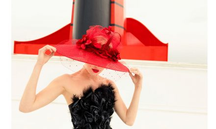 Cunard Collaborates With Milliner Stephen Jones OBE