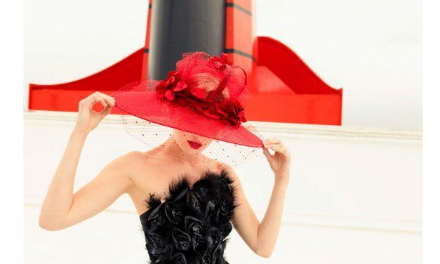 Cunard Collaborates With Milliner Stephen Jones OBE