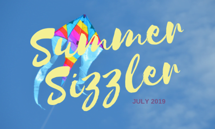 SUMMER SIZZLER COMPETITION 2019 – JULY