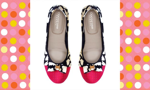 Avoid hurdles on racedays with CocoRose London flats