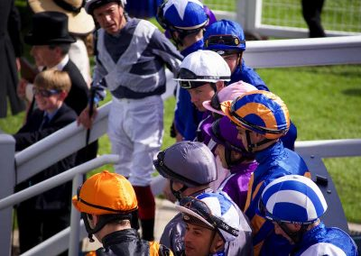RG Epsom Derby 2019_Jockey Hats