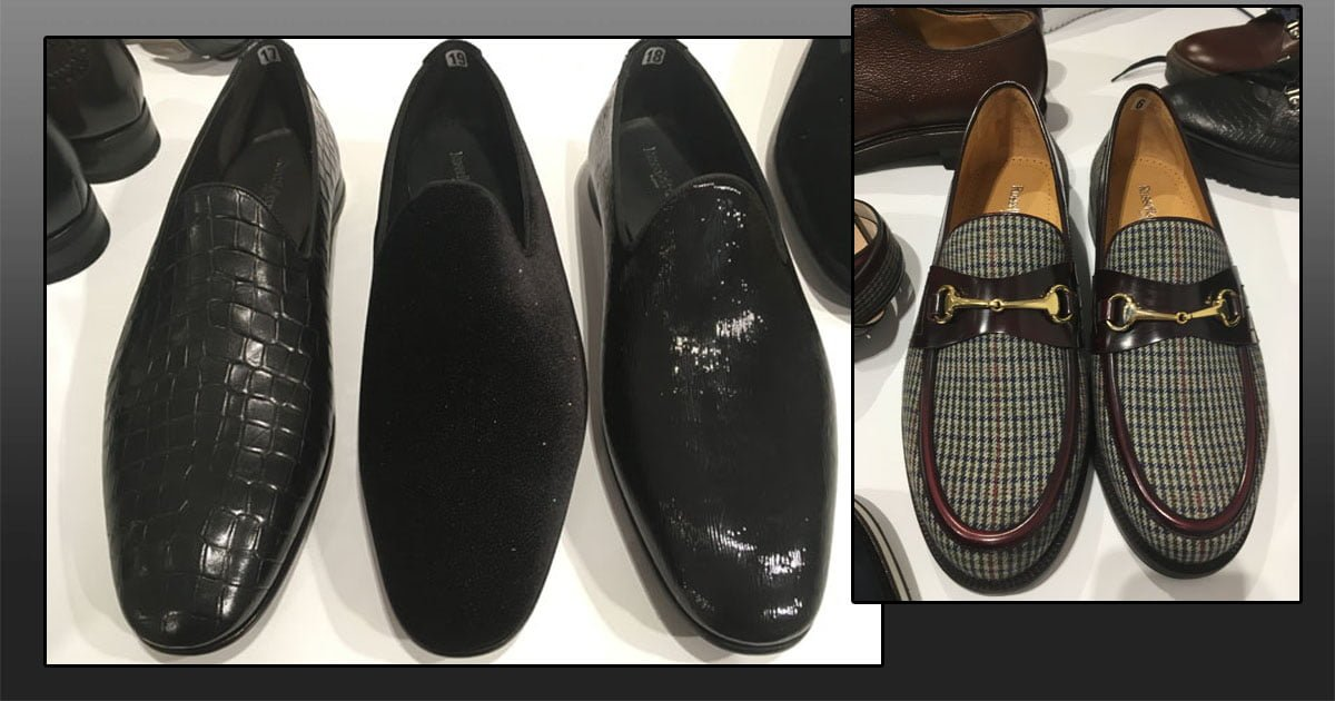 Russell & Bromley's Men's Dapper Footwear for AW19