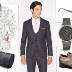 Sartorial Shades of Grey for the Doncaster St Leger