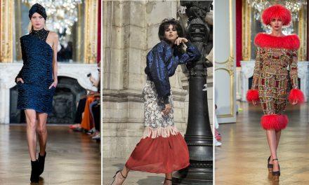 Paris Couture Fashion Week AW19