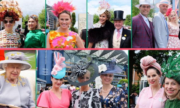Royal Ascot Review 2019: Milliners Galore Out and About on Ladies Day