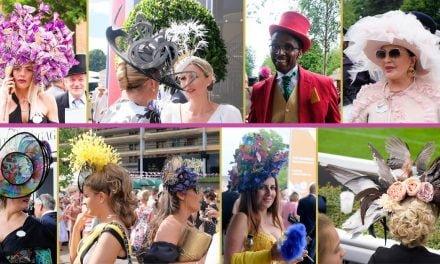 Royal Ascot Review 2019: Hats!