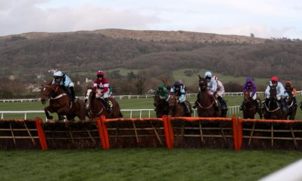 Cheltenham Race Sponsorship up for Auction