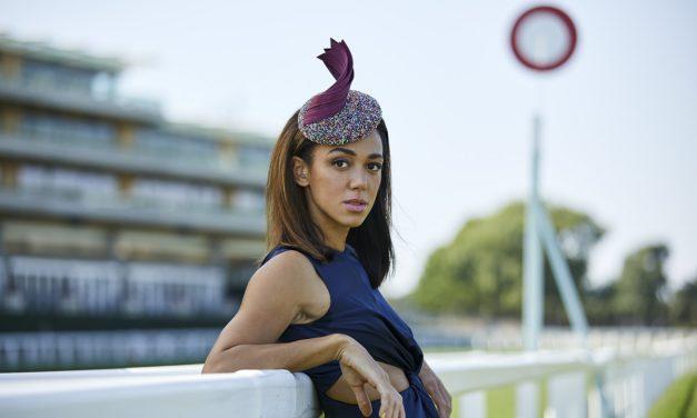 British Champions Series Ambassador Katarina Johnson-Thompson Models Sustainable Fashion