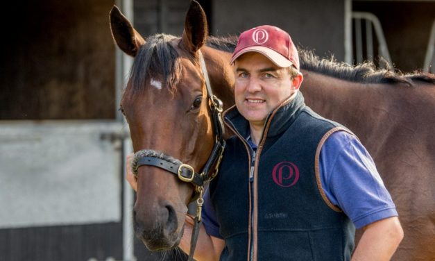 Patrick Owens sets up as dual-purpose trainer in historic Authorized Yard