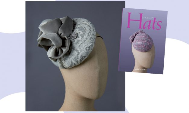 Making Hats: How to make a Fabric Rose