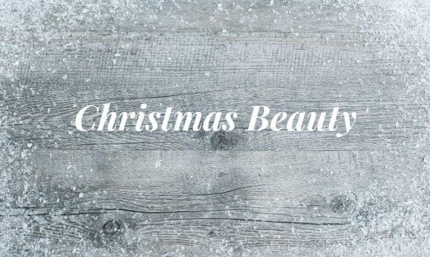 Christmas 2019: Beauty