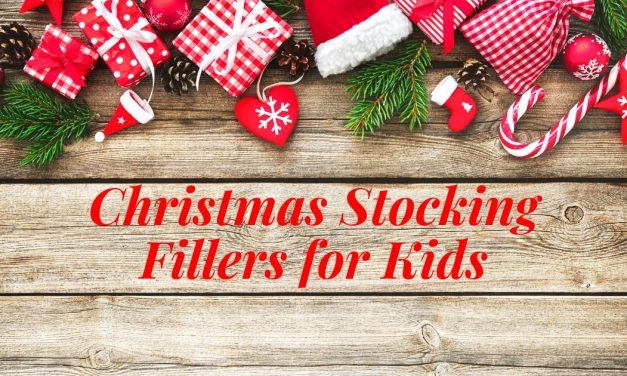 Christmas 2019: Stocking Fillers for Kids