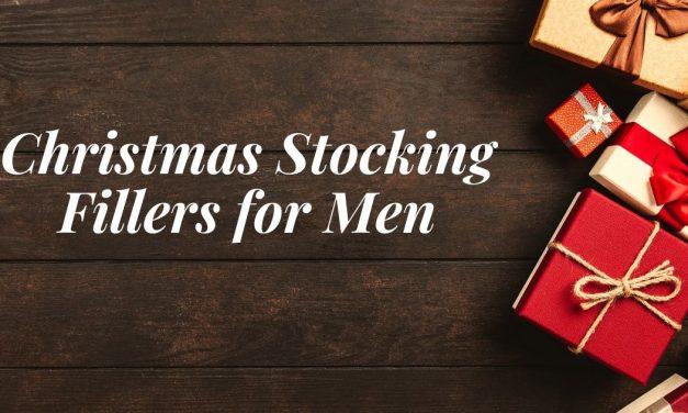 Christmas 2019: Stocking Fillers for Men