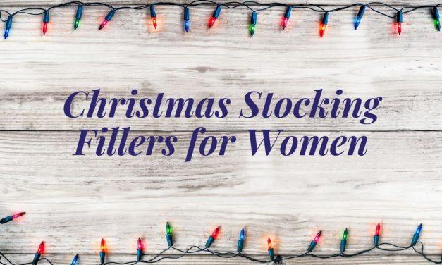 Christmas 2019: Stocking Fillers for Women