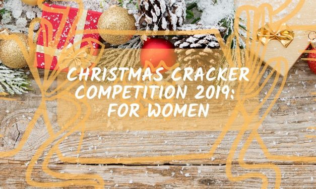 Christmas Cracker Competition 2019: Women