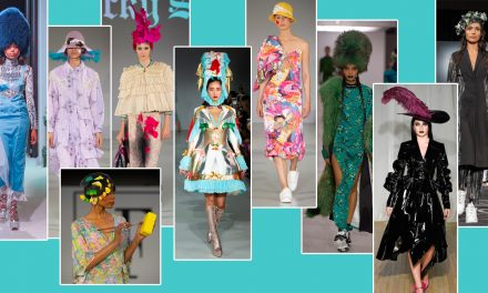 London Fashion Week SS20 – Designers with Hats
