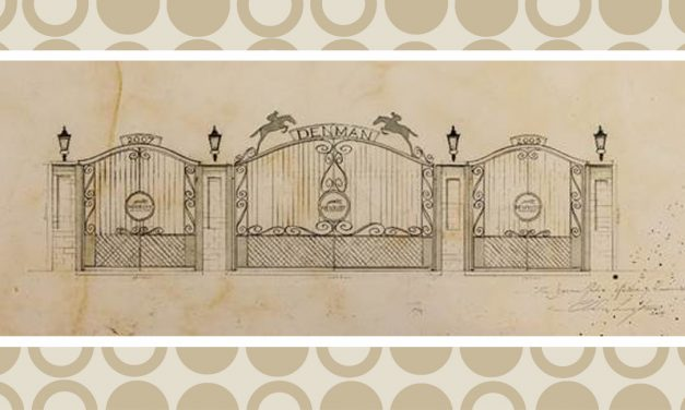 New Denman gates for Newbury to be officially opened at Winter Carnival