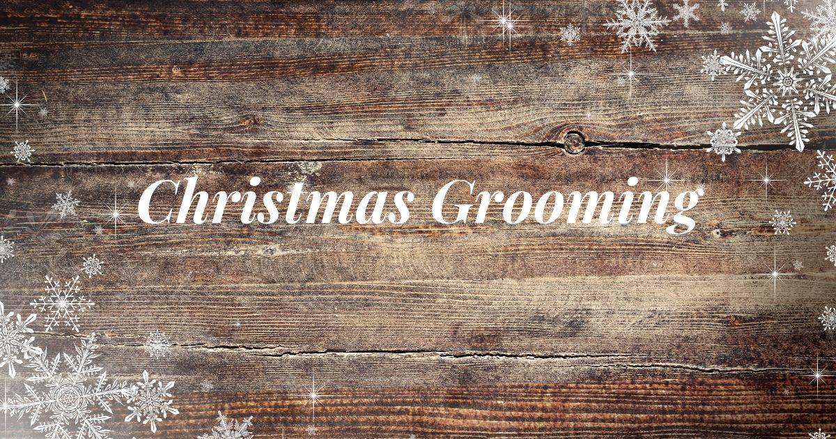 Christmas 2019: Men's Grooming
