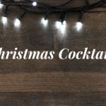 Christmas Cocktails 2019