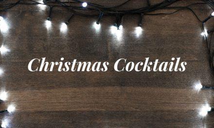 Christmas Cocktails 2019