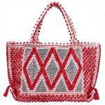 WIN: Cappricoli Medi Rombi Handbag by Antonello Tedde