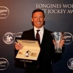 Frankie is World's Best Jockey – AGAIN!