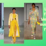 Sustainable London Fashion Week SS20 - Part Two