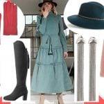 Glamorously Chic & Cosy for Cheltenham