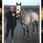 World-famous film producer, George Waud, to attend Cheltenham's Festival Trial Raceday with Old Gold Racing