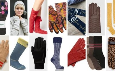 Gorgeous Gloves and Socks for Mother's Day