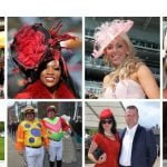 Best Dressed Racegoer Competition!