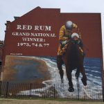 Red Rum Mural Unveiled in Southport