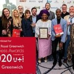 Couture Comment: Best of Royal Greenwich Business Awards 2020