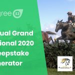 Online Sweepstake for the Virtual Grand National 2020