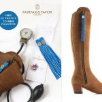Fairfax & Favor Raise over £60k for NHS in April – buy a tassel for May campaign