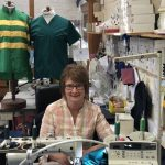 Racing Silks business is making vital Scrubs for NHS